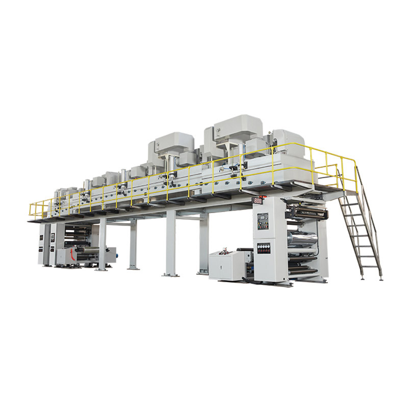 Film coating machine