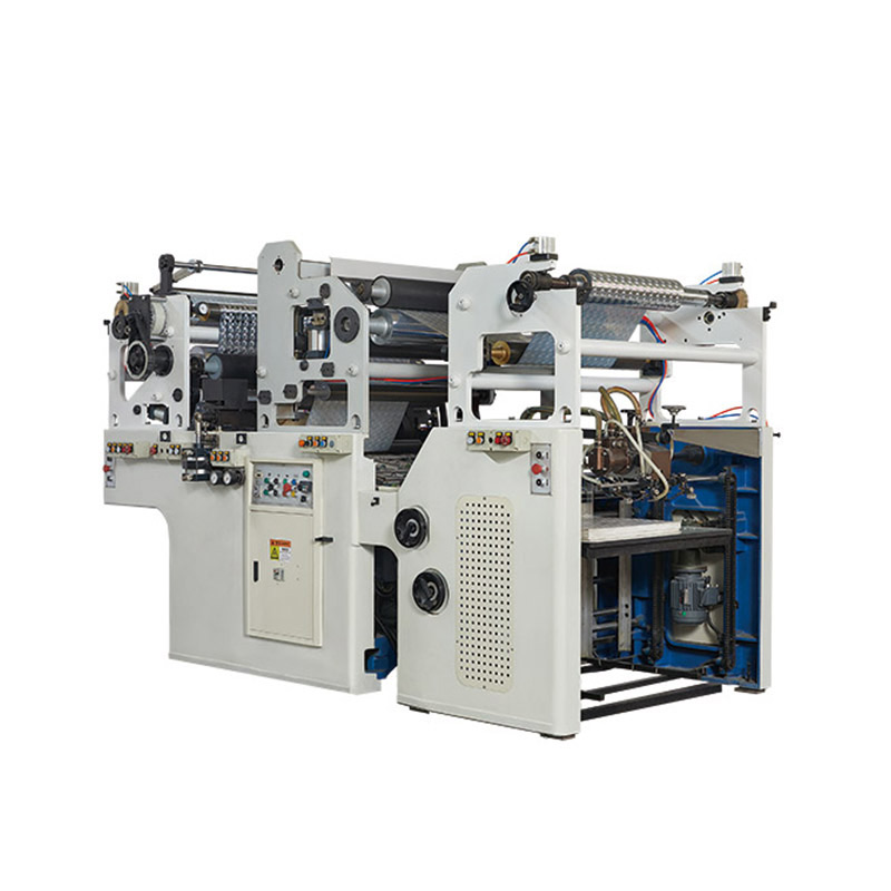 Registered Hot Stamping Machine